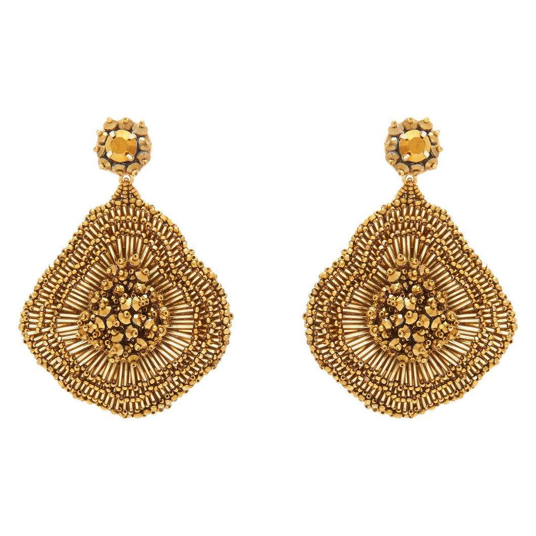 Mignonne Gavigan Emilia Flower Earrings