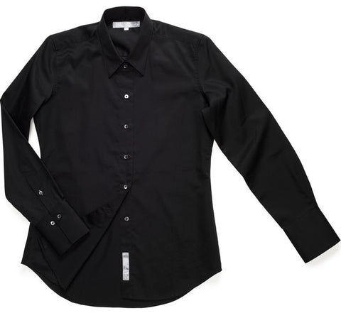 Claridge and King Essential Black Shirt No. 1