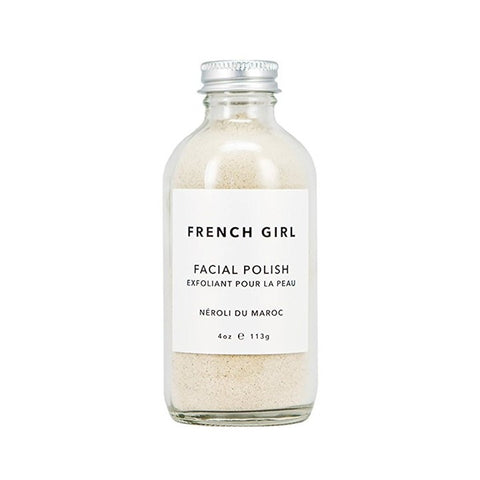 French Girl Organics Neroli Du Maroc Facial Polish