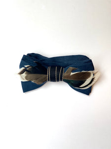 No. 16 Feather Bow Tie