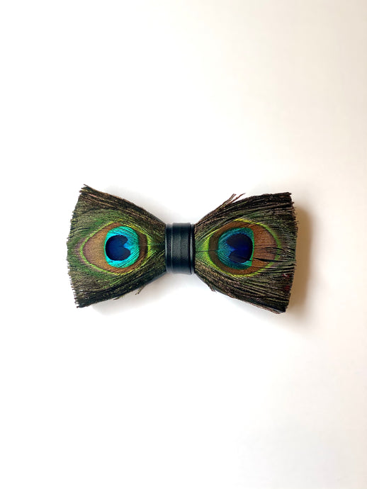 No. 1 Feather Bow Tie