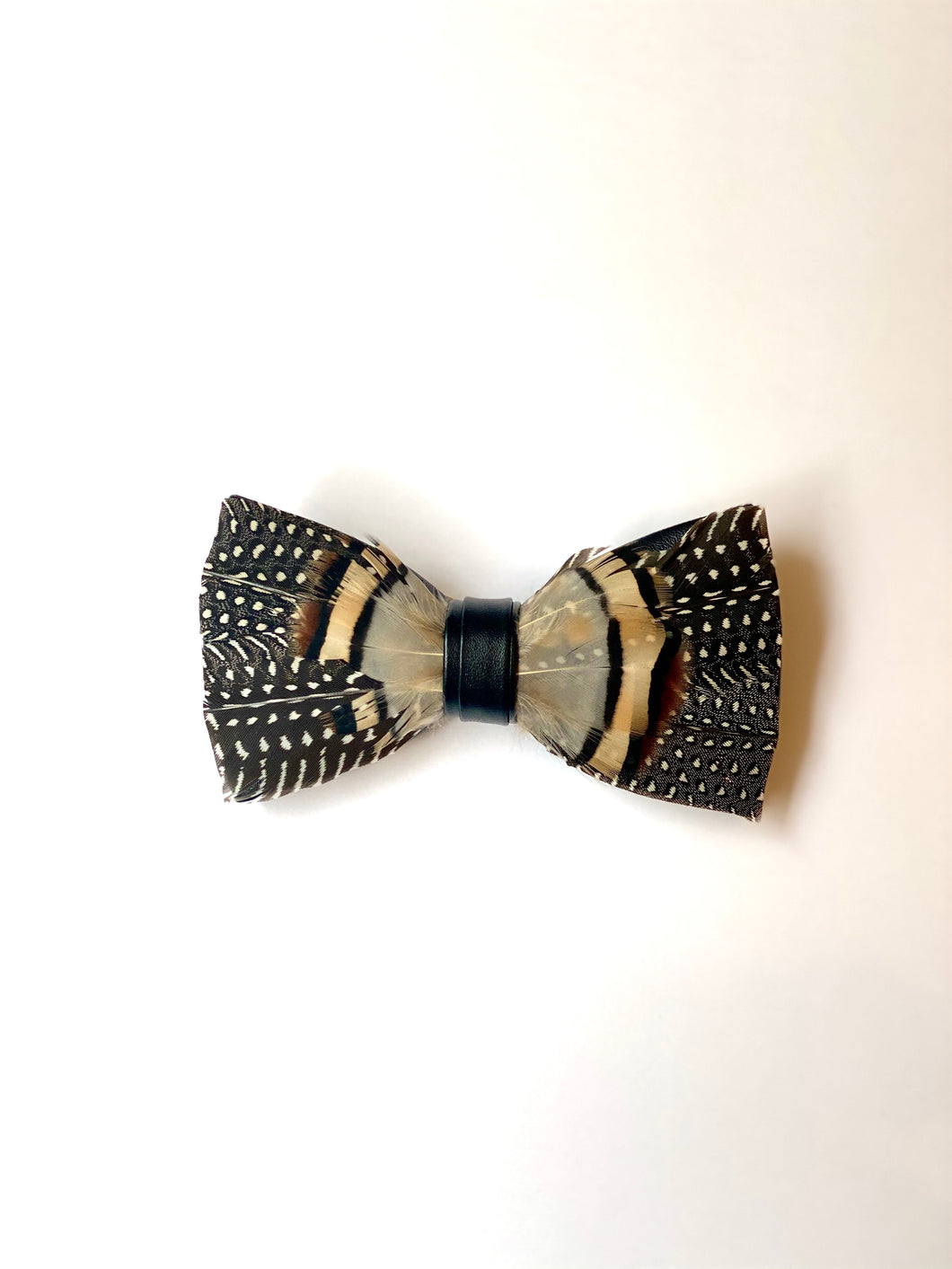 No. 2 Feather Bow Tie