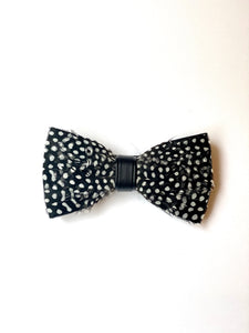 No. 6 Feather Bow Tie