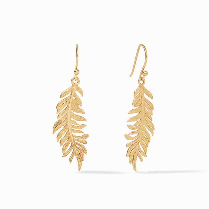 Julie Vos Fern Earrings