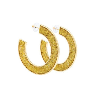 Mignonne Gavigan Fiona Hoop Earrings
