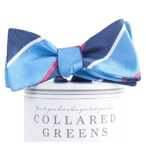 Collared Greens Fitzgerald Bow Tie