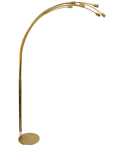 Seven-Armed Floor Lamp