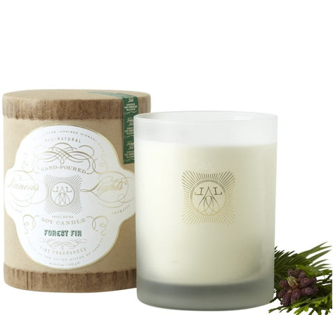 Linnea's Lights Forest Fir Candle