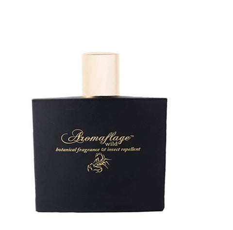 Aromaflage Wild Botanical Fragrance and Insect Repellent