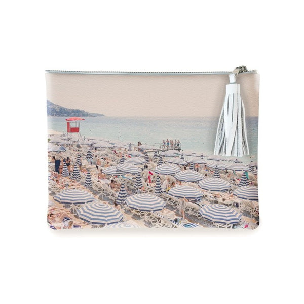 French Riviera Pouch