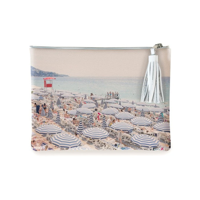 Gray Malin French Riviera Pouch