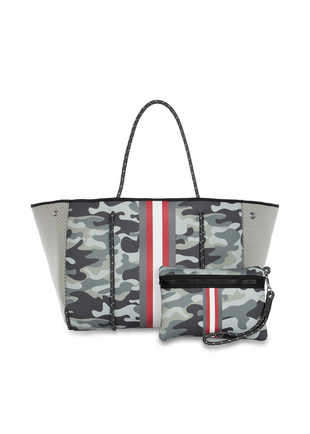 Neoprene Tote in Fresh