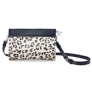Gamechanger Classic Envelope Clutch in Cheetah