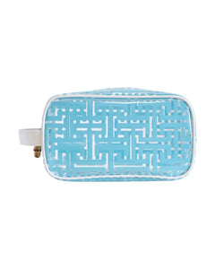 Glam Clear Trellis Bag