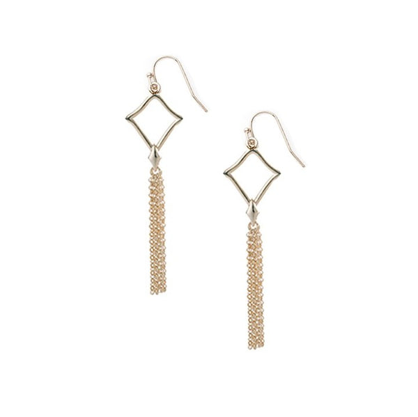Natalie Wood Designs Southern Charm Mini Tassel Earrings