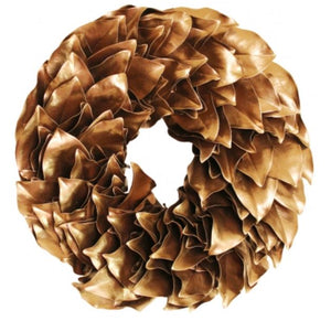 Gold Lacquer Wreath