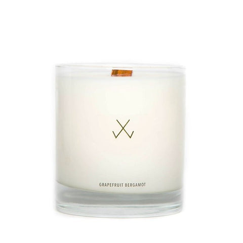 Grapefruit and Bergamot Candle