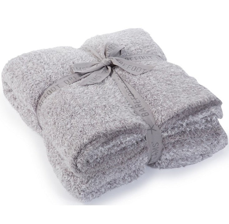Heathered Cozy Chic Throw Blanket
