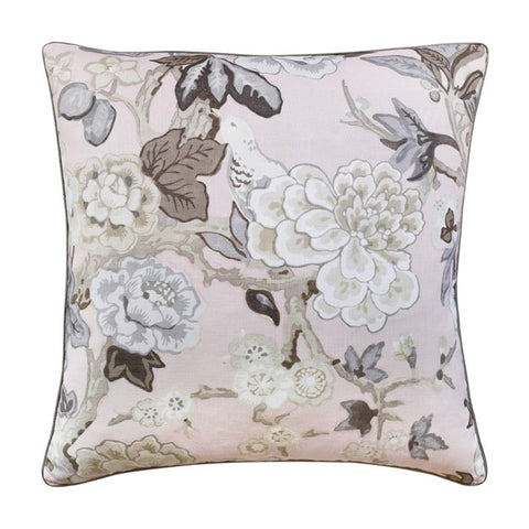Blossoms Blush Pillow