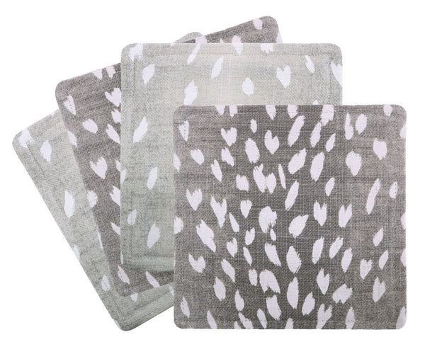 Grey Antelope Cocktail Napkins