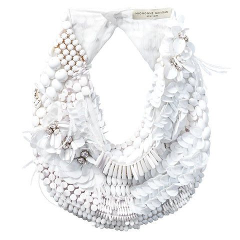 Mignonne Gavigan Haley Scarf Necklace