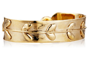 Louisa Guild Jewelry Vine Cuff
