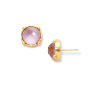 Julie Vos Honey Stud Earrings