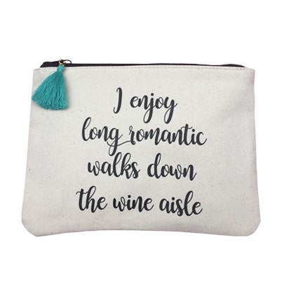 Walk Down the Aisle Tassel Pouch