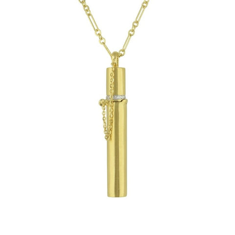La Soula Intentions Pendant Necklace