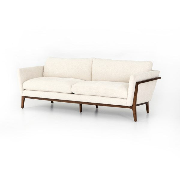 Birchwood Linen Sofa