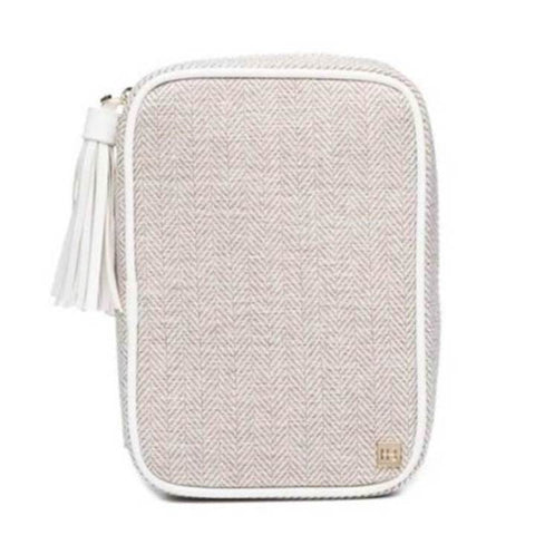 Hudson+Bleecker Je T'aime Avion Cosmetic Case