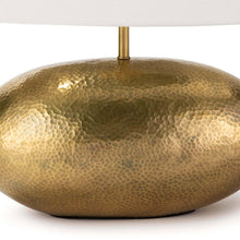 Load image into Gallery viewer, Gold Mini Table Lamp