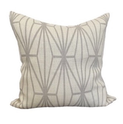 Katana Pillow in Gray