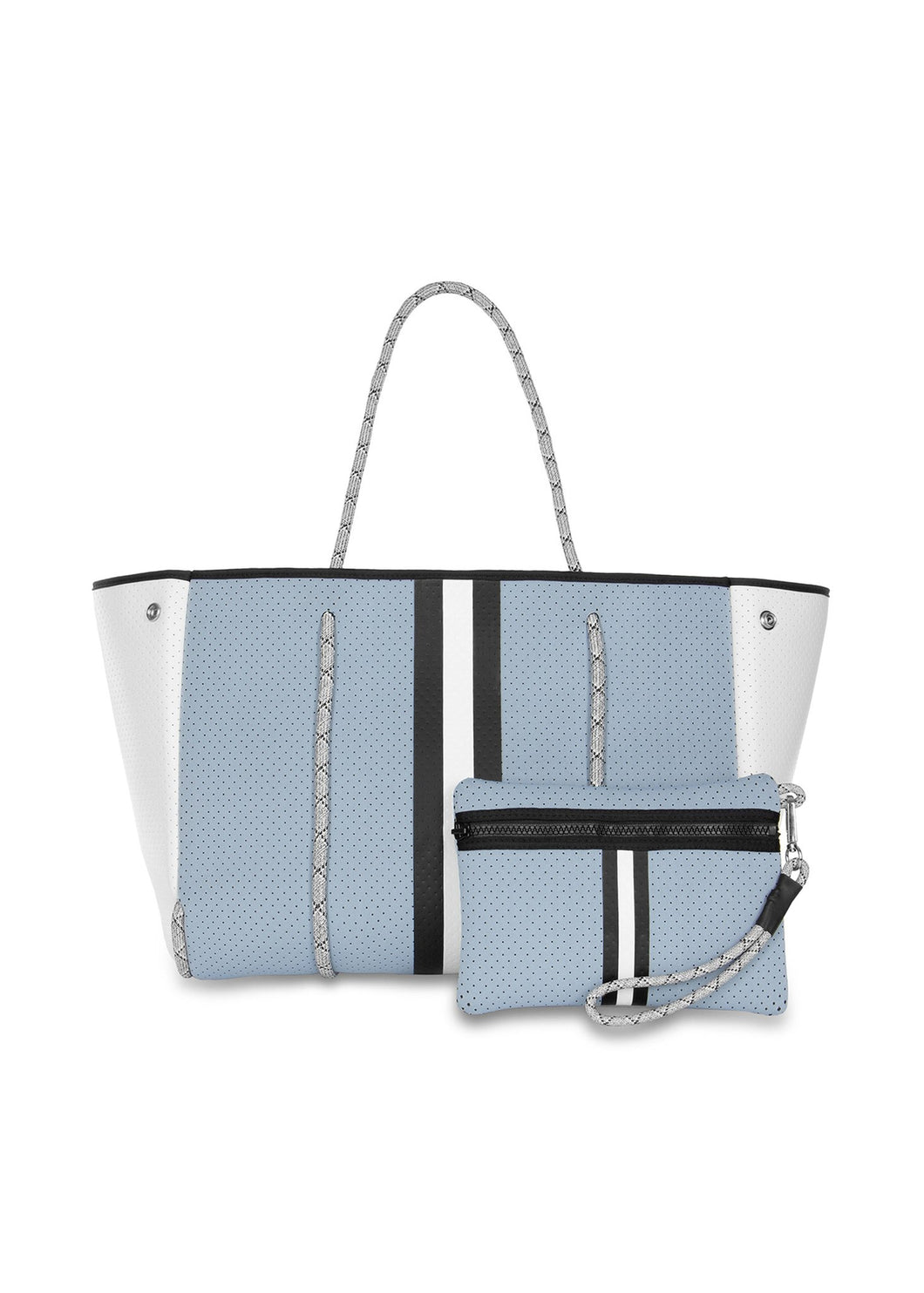 Neoprene Tote in Lake