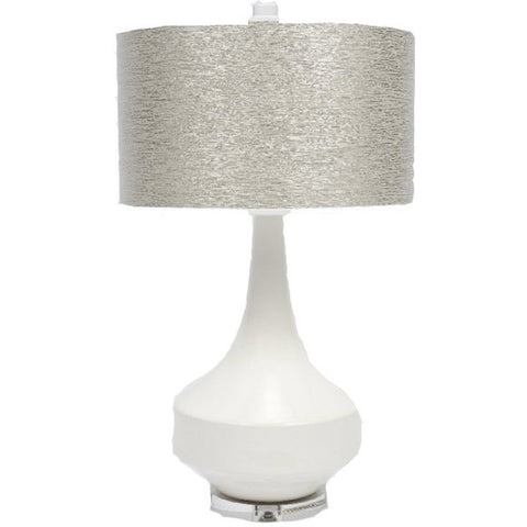 Paper White Table Lamp