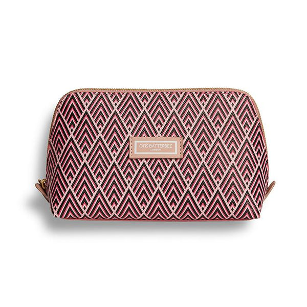 Otis Batterbee London large Cerise Beauty Bag