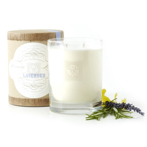 Linnea's Lights Lavender Candle