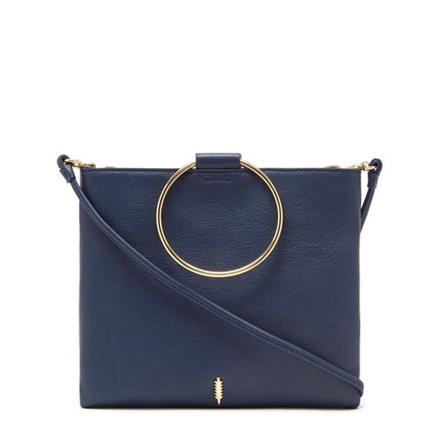 Le Pouch in Midnight and Gold