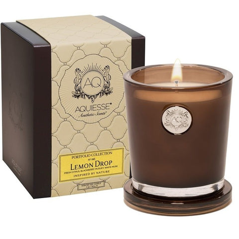 Aquiesse Lemon Drop Candle