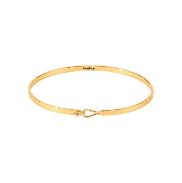 Lily Bangle in Gold