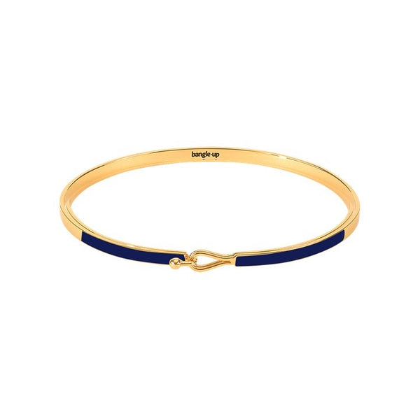 Lily Bangle in Night Blue