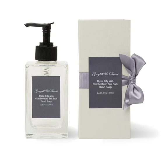 Dune Lily Cucumber Hand Soap