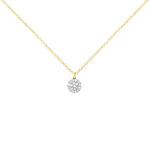 La Soula Little Circle Complete Necklace
