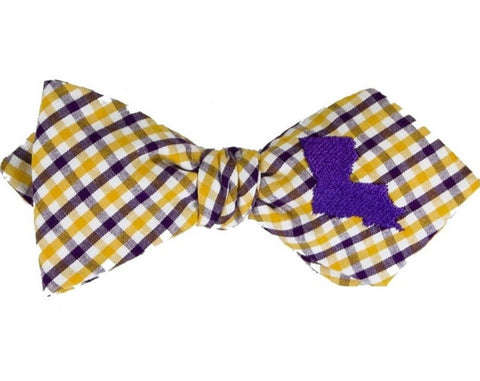 Olly Oxen Louisiana Bow Tie