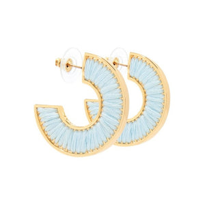 Mignonne Gavigan Mini Fiona Hoop Earrings