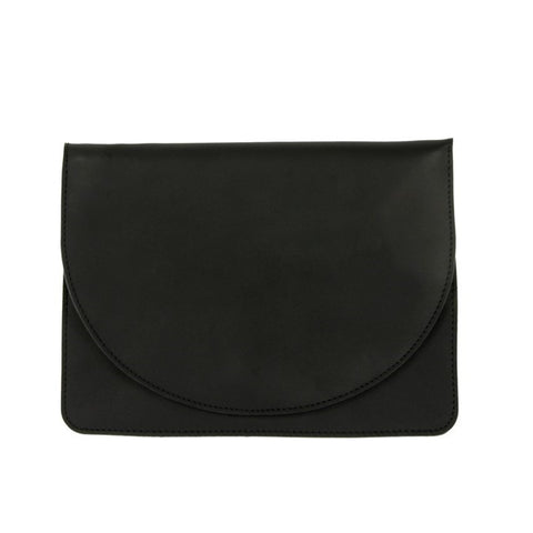 Lunette Leather Mini Clutch