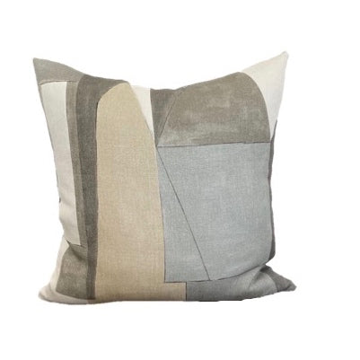 District Alabaster Pillow