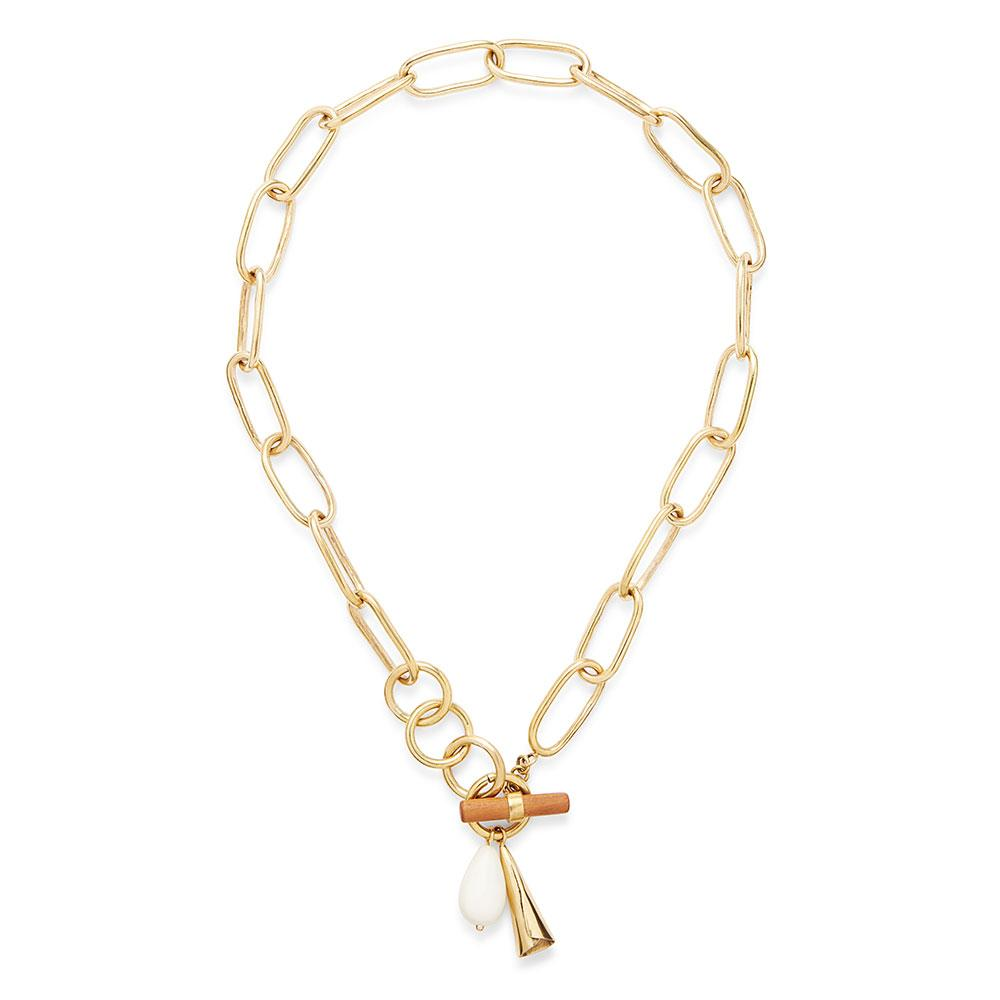 Soko Malindi Charm Collar Necklace