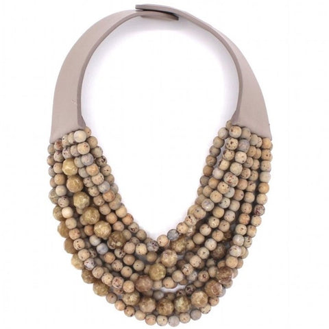 Fairchild Baldwin Marcella Marble Camel Necklace