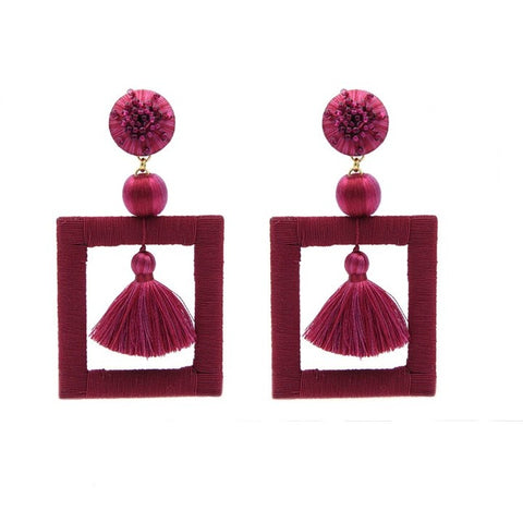 Leyla Gans Marina Earrings